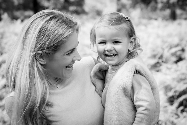 Mum and baby photography