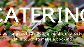 KINFOLK CATERING - We smashed the target of $30,000 to build a new training and catering kitchen