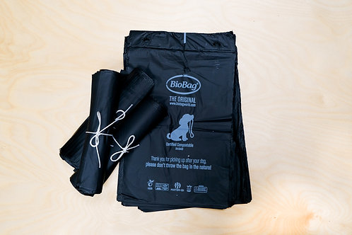 Doggy-Doo Bags, Compostable