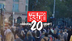 A BIG WELCOME - The Big Issue is moving to Donkey Wheel House