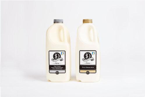 2L  Milk by St David Dairy