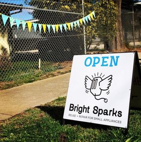 BRIGHT SPARKS - Making a positive charge