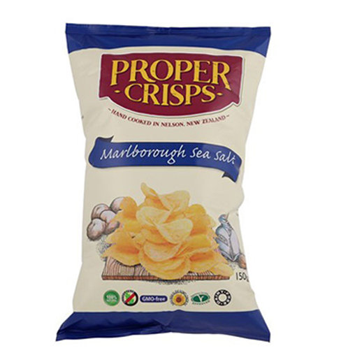 Proper Crisps - Sea Salt
