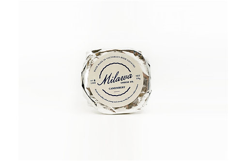 Milawa Cheese Camembert - Mini Wheel