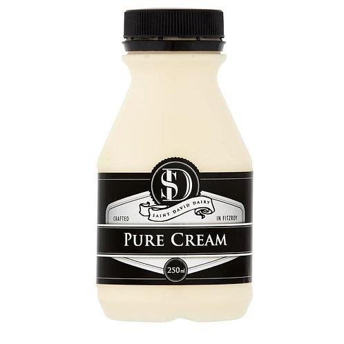 Cream x St David Dairy