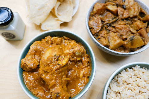 Curry Combo
