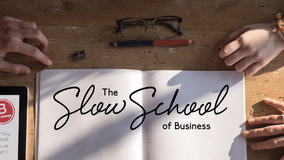 TALK ON PURPOSE - The Slow School of Business