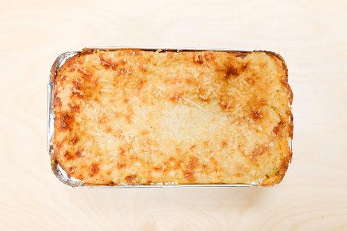 Pumpkin & Sage Lasagne