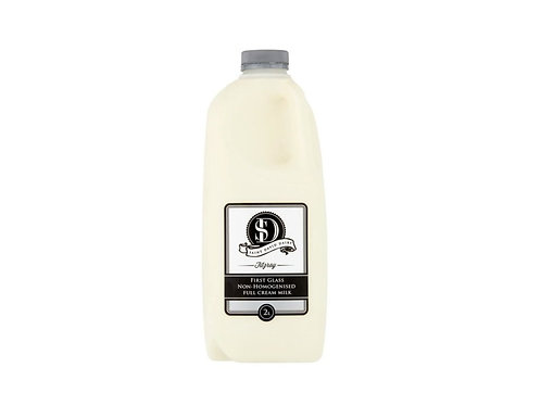 St David Dairy Milk - Cream on top 2L