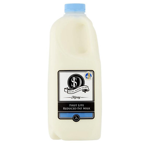 Skim Milk by St David Dairy