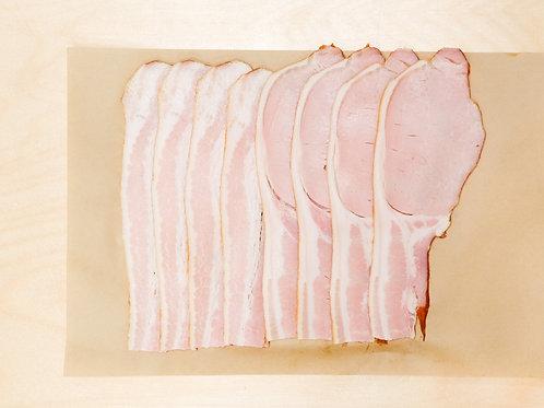 Smoked Free Range Bacon