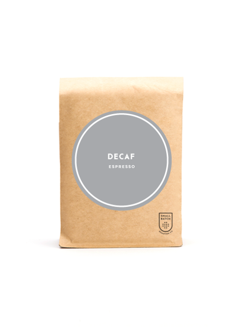 Small Batch Coffee - Decaf
