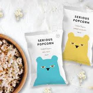 Popcorn - Sea Salt or Sweet & Salty