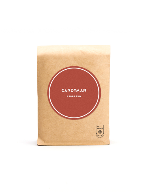 Small Batch Coffee - Candy Man