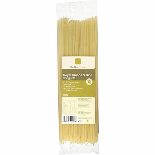 Organic Quinoa & Rice Pasta (Gluten Free)