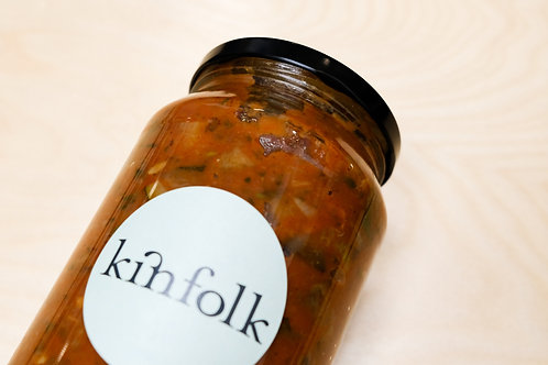 Arrabiata Sauce - glass jar