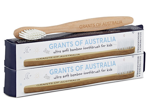 Kid's Bamboo Toothbrush by Grants