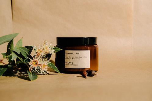 Etikette Candle - Hinterland Evergreen Bamboo