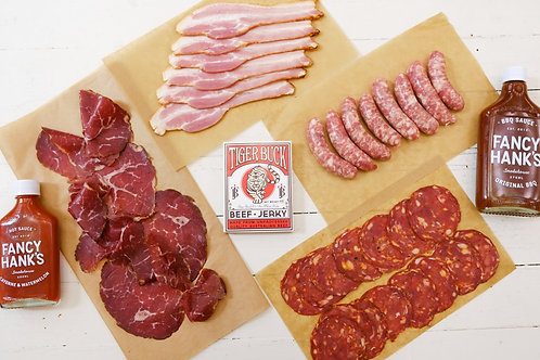 Melbourne Meat Tray Raffle, 3rd place