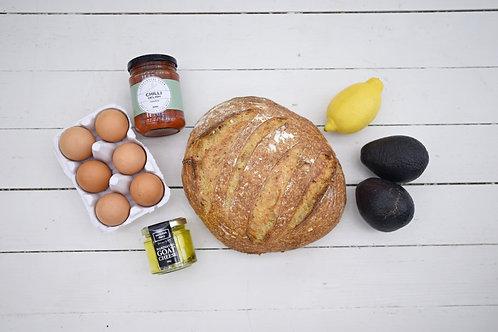 Breakfast Box - Avo Smash