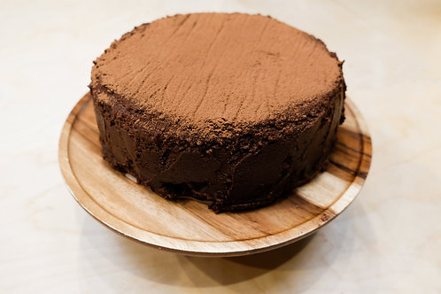 Flourless Chocolate Cake - Half or Whole
