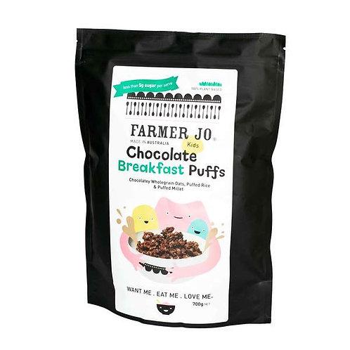 Farmer Jo Chocolate Puffs