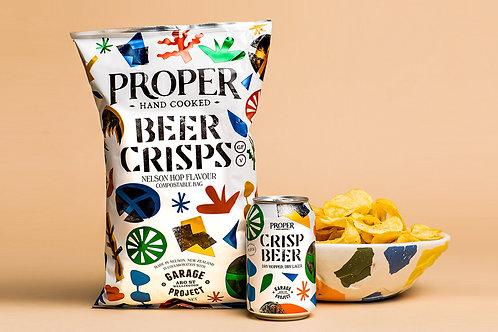 'Beer' Crisps by Garage Project