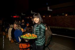 PROGRESSIVE LANEWAY DINNER - Event Photos