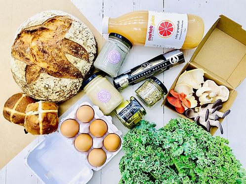 Easter Breakfast Box - vegetarian