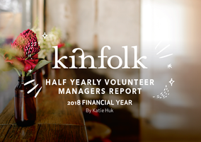 KINFOLK - Half Yearly Report