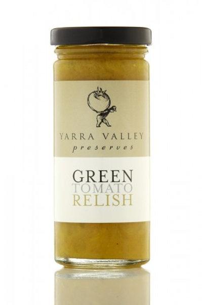 Yarra Valley Gourmet Green Relish