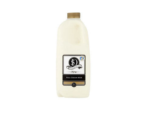 St David Dairy Milk - Full Cream 2L