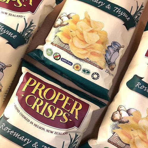 'Proper Crisps'