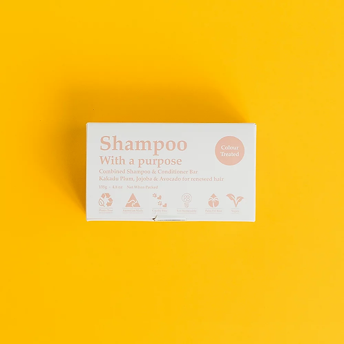 Shampoo with a Purpose - Coloured Hair