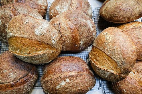 Sourdough, baked fresh