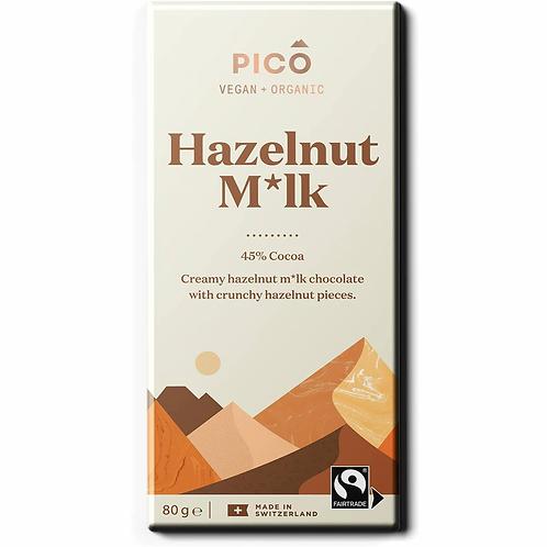 Pico Hazelnut M*lk Chocolate