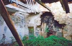 Salone Camino - Before