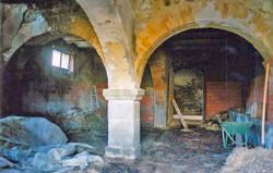 Salone Quattro Archi - Before