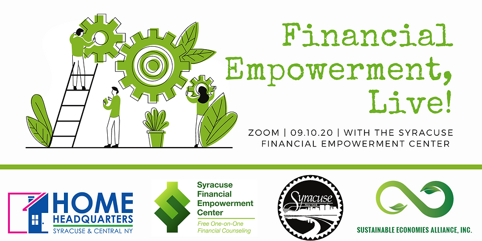 Financial Empowerment, Live!