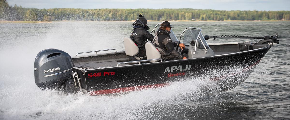 Apaji Boats 540 -models