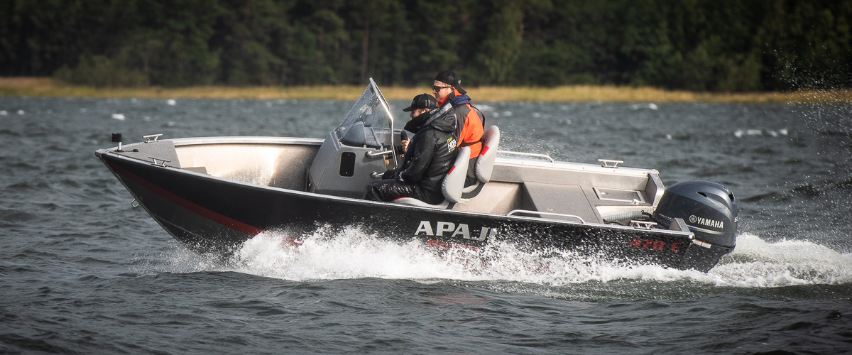 Apaji Boats 470 -models