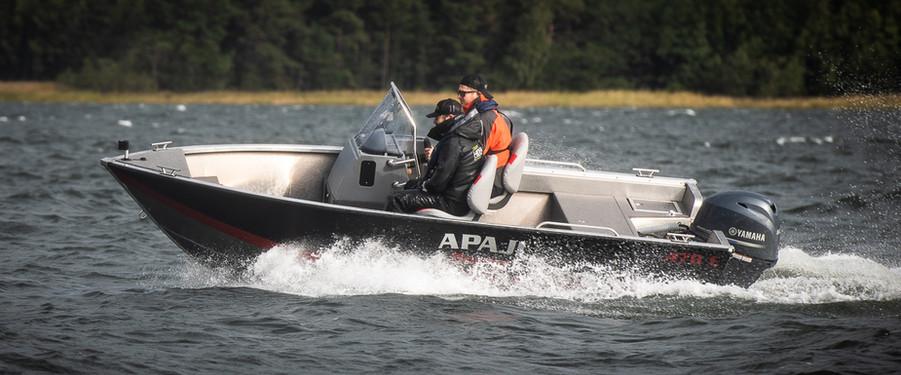 Apaji Boats 470 -mallisto