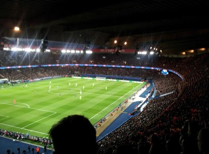 PSG away 2016