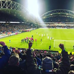 Huddersfield Away November 17