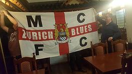 Man City Fans Zurich