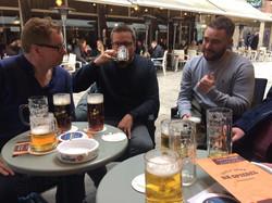 Dusseldorf 2016 BMG away