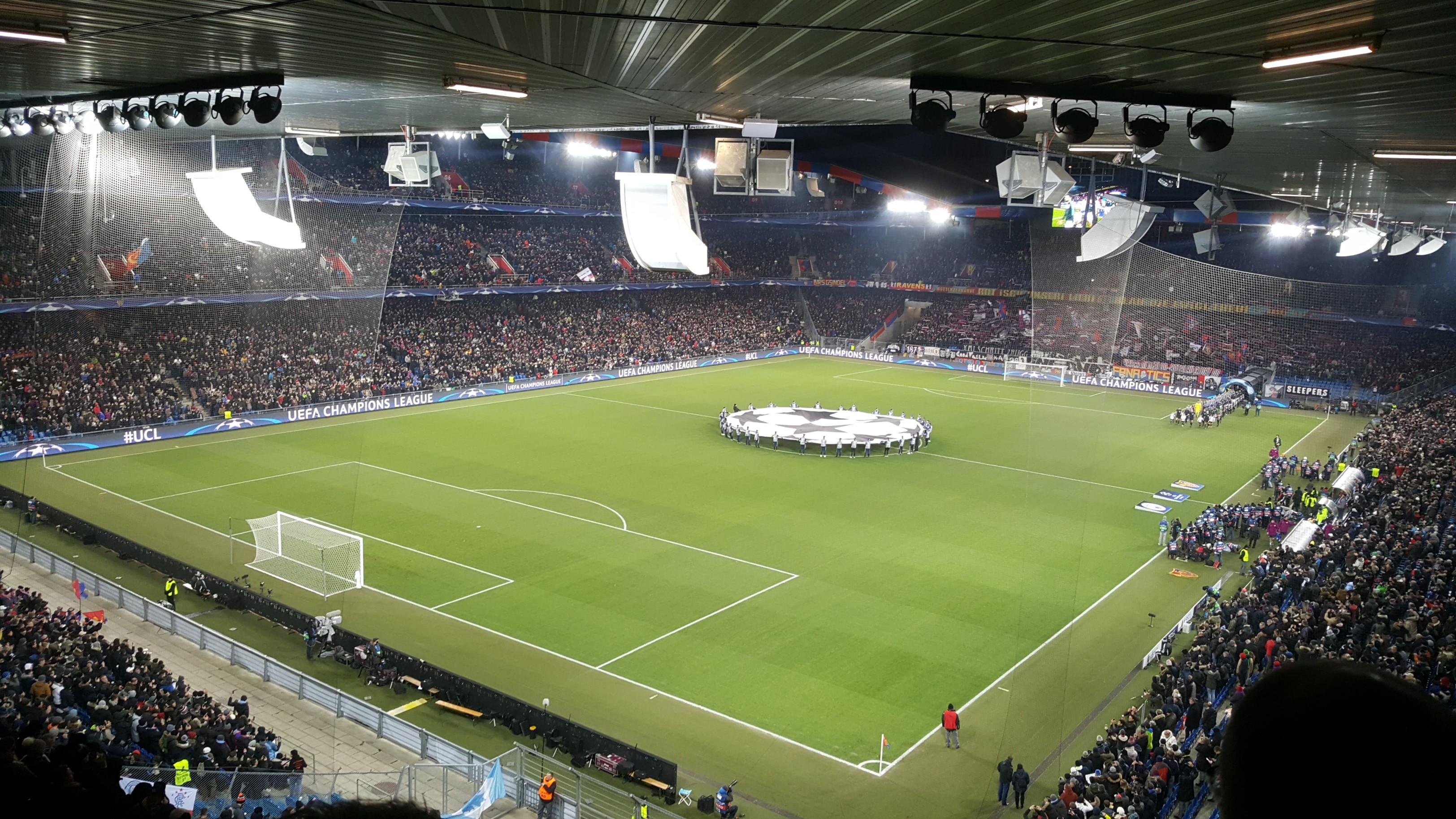 Basel away 2018