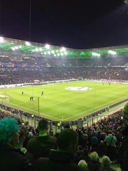 Borussia Monchengladbach away 2016