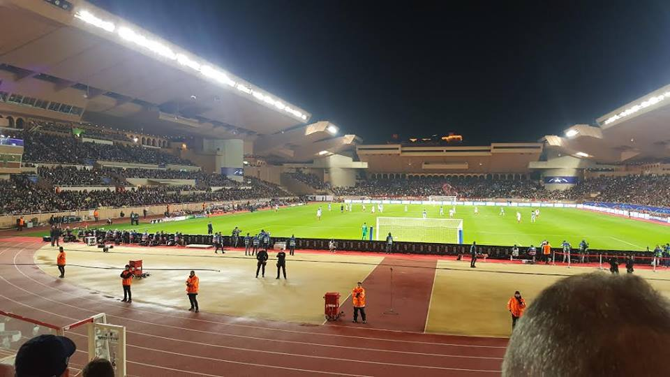Monaco away March 2017