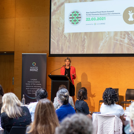 New Zealand's First Food Waste Summit